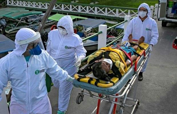 Más de 8.100 casos y 185 fallecidos por Covid-19