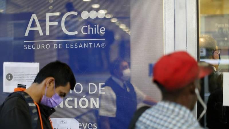 Aumenta Cesantía en Chile