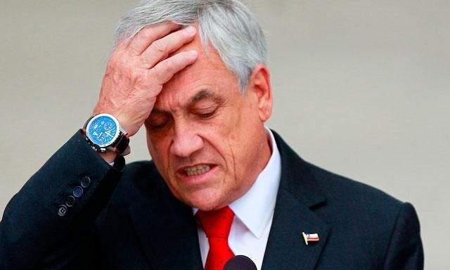 Piñera en The Economist