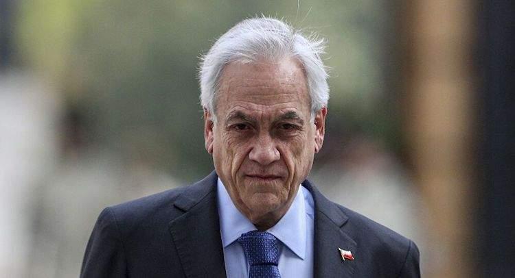 Sebastián Piñera anuncia bono
