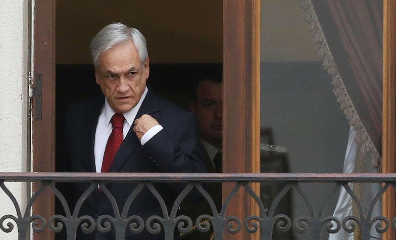 Piñera cambio gabinete