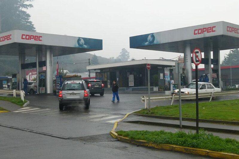 Desabastecimiento de combustible Osorno