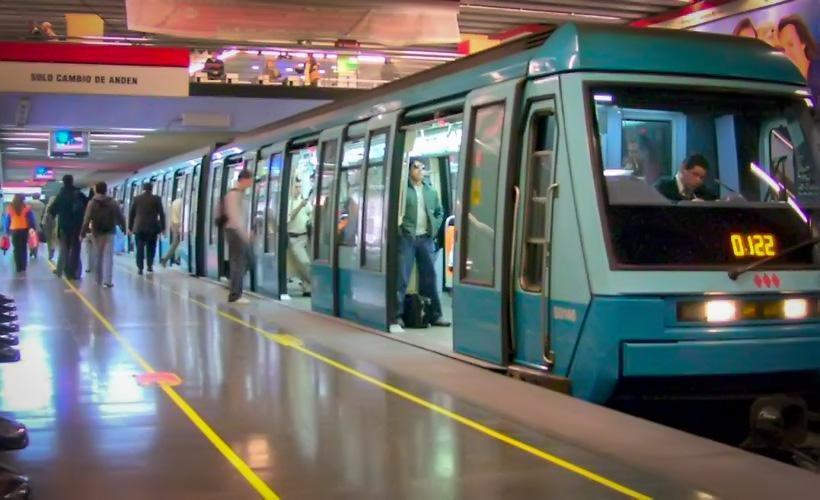 Extienden jornada Metro