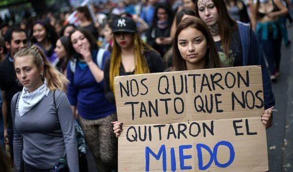 feminismo en chile