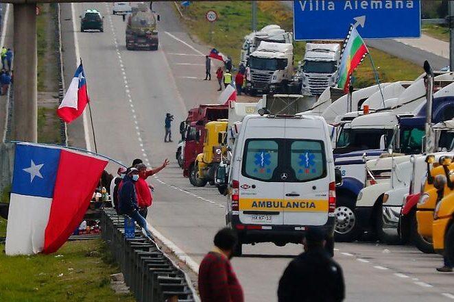 Ministro camioneros
