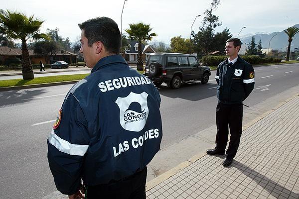 seguridad ciudadana de las condes