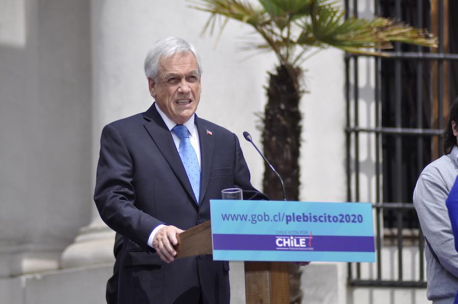 Sebastián Piñera inaugura la campaña «El amor de Chile se hereda»