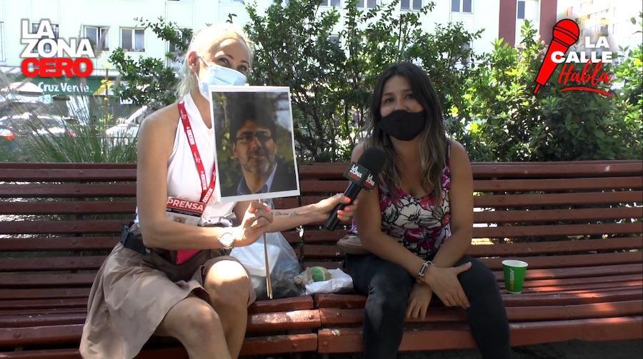 [VIDEO] La calle habla, le preguntamos a los chilenos que opinan de Jadue y Lavín.