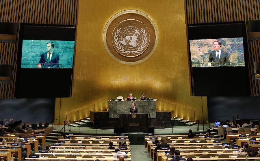 Naciones desconectadas ¿por que la ONU no funciona?