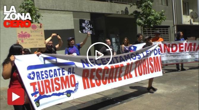 Protesta Minsal