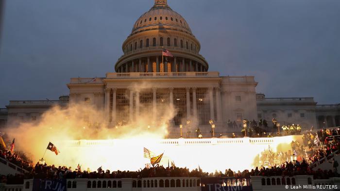 Disturbios, toma del Capitolio y «elecciones robadas» lo que sucedió en Estados Unidos
