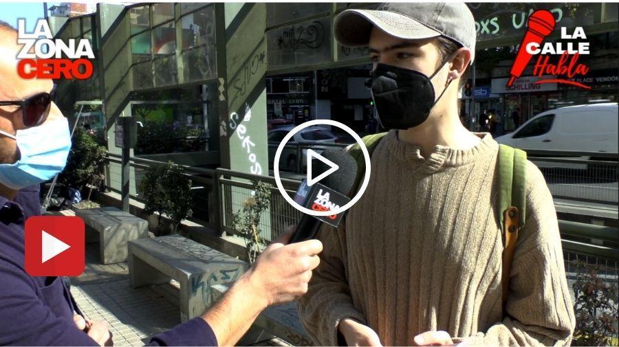 [VIDEO] La Calle Habla elecciones 15 y 16 de mayo.